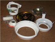 Hunter Ceiling Fan Replacement Hanging Kit