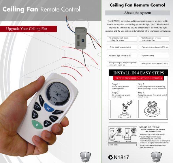 Henley_fan_remote_control_lucci