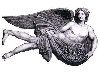 zephyrous god of the west spring wind